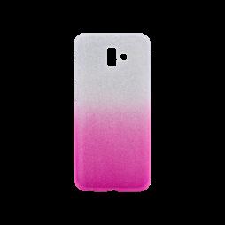 Samsung Galaxy J6+ (2018) - Gumiran ovitek (TPUB) - roza