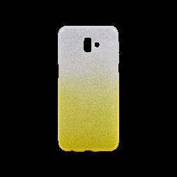 Samsung Galaxy J6+ (2018) - Gumiran ovitek (TPUB) - rumena