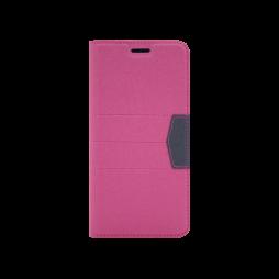 Samsung Galaxy A7 (2018) - Preklopna torbica (47G) - roza
