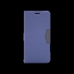 Samsung Galaxy J4+ (2018) - Preklopna torbica (47G) - modra