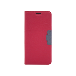 Samsung Galaxy J4+ (2018) - Preklopna torbica (47G) - rdeča