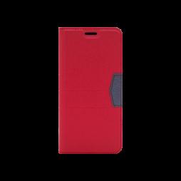 Samsung Galaxy J6+ (2018) - Preklopna torbica (47G) - rdeča