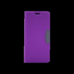 Samsung Galaxy J6+ (2018) - Preklopna torbica (47G) - vijolična
