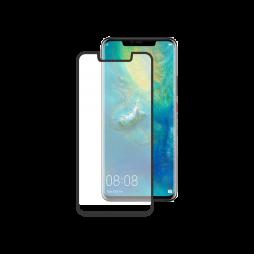 Huawei Mate 20 Pro - Zaščitno steklo Premium - črno (0,33)