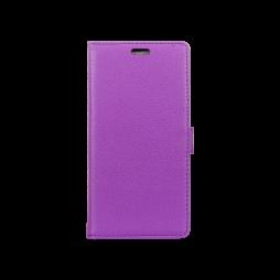 Huawei Honor 8X - Preklopna torbica (WLG) - vijolična