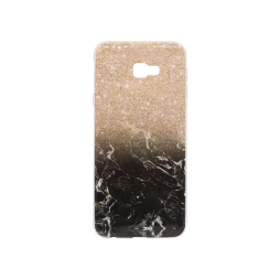 Samsung Galaxy J4+ - Gumiran ovitek (TPUP) - Marble 1