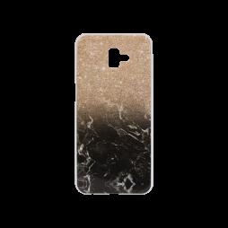 Samsung Galaxy J6+ - Gumiran ovitek (TPUP) - Marble 1