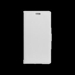 Samsung Galaxy A9 (2018) - Preklopna torbica (WLG) - bela