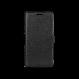 Samsung Galaxy A9 (2018) - Preklopna torbica (WLG) - črna