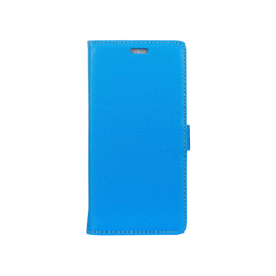 Samsung Galaxy A9 (2018) - Preklopna torbica (WLG) - modra