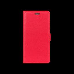 Samsung Galaxy A9 (2018) - Preklopna torbica (WLG) - rdeča