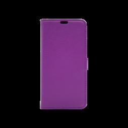 Samsung Galaxy A9 (2018) - Preklopna torbica (WLG) - vijolična