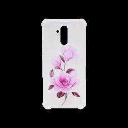 Huawei Mate 20 Lite - Gumiran ovitek (TPUP) - Blossom