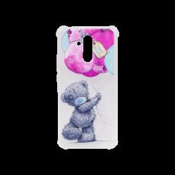 Huawei Mate 20 Lite - Gumiran ovitek (TPUP) - Bear