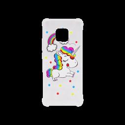 Huawei Mate 20 Pro - Gumiran ovitek (TPUP) - Unicorn