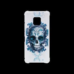 Huawei Mate 20 Pro - Gumiran ovitek (TPUP) - Skull