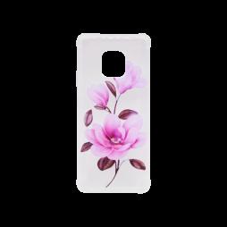 Huawei Mate 20 Pro - Gumiran ovitek (TPUP) - Blossom