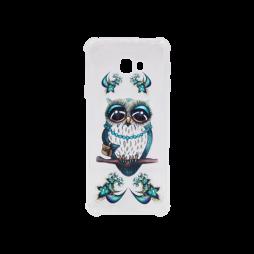 Samsung Galaxy J4+ (2018) - Gumiran ovitek (TPUP) - Sleepy owl