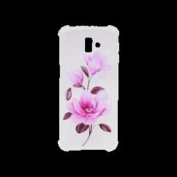 Samsung Galaxy J6+ (2018) - Gumiran ovitek (TPUP) - Blossom