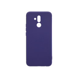 Huawei Mate 20 Lite - Gumiran ovitek (TPU) - moder MATT