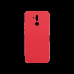 Huawei Mate 20 Lite - Gumiran ovitek (TPU) - rdeč MATT