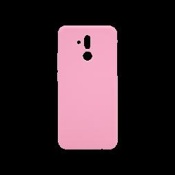 Huawei Mate 20 Lite - Gumiran ovitek (TPU) - svetlo roza MATT