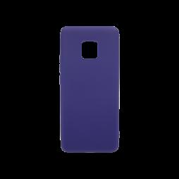 Huawei Mate 20 Pro - Gumiran ovitek (TPU) - moder MATT