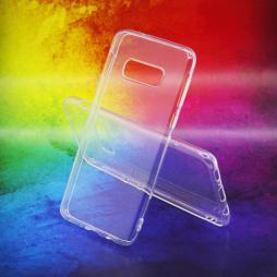 Samsung Galaxy S10e - Gumiran ovitek (TPUA) - prosojen
