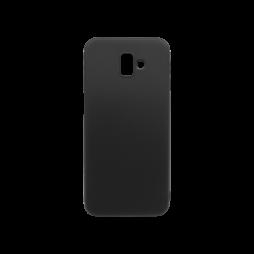 Samsung Galaxy J6+ (2018) - Gumiran ovitek (TPU) - črn MATT
