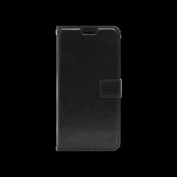 Samsung Galaxy A9 (2018) - Preklopna torbica (WLC) - črna