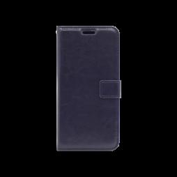 Samsung Galaxy A9 (2018) - Preklopna torbica (WLC) - temno modra