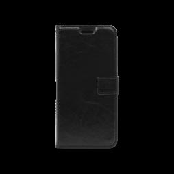 Huawei Honor 8X - Preklopna torbica (WLC) - črna