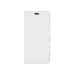 Samsung Galaxy S10 - Preklopna torbica (WLG) - bela