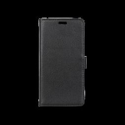 Huawei P30 - Preklopna torbica (WLG) - črna