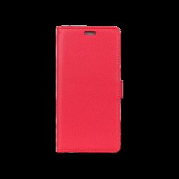 Huawei P30 - Preklopna torbica (WLG) - rdeča