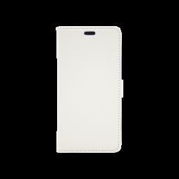 Huawei P30 Lite - Preklopna torbica (WLG) - bela