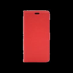 Huawei P30 Lite - Preklopna torbica (WLG) - rdeča