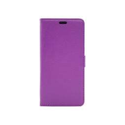 Huawei P30 Lite - Preklopna torbica (WLG) - vijolična