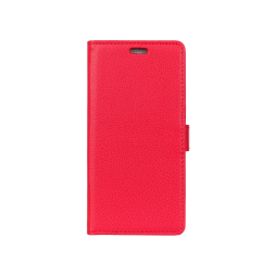 Huawei P30 Pro - Preklopna torbica (WLG) - rdeča