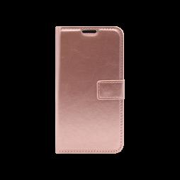 Samsung Galaxy S10e - Preklopna torbica (WLC) - roza-zlata