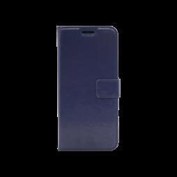 Samsung Galaxy S10 - Preklopna torbica (WLC) - temno modra