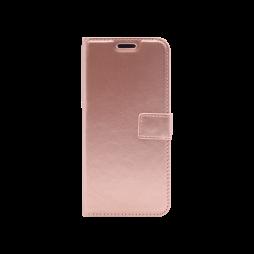 Samsung Galaxy S10 - Preklopna torbica (WLC) - roza-zlata