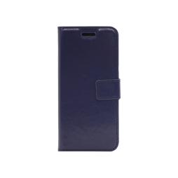 Huawei P30 - Preklopna torbica (WLC) - temno modra