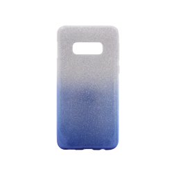 Samsung Galaxy S10e - Gumiran ovitek (TPUB) - modra