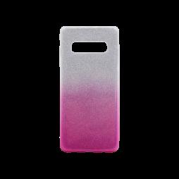 Samsung Galaxy S10 - Gumiran ovitek (TPUB) - roza