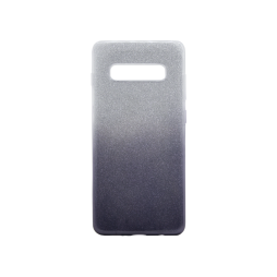 Samsung Galaxy S10+ - Gumiran ovitek (TPUB) - kavna