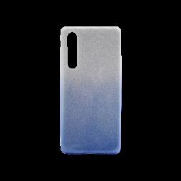 Huawei P30 - Gumiran ovitek (TPUB) - modra
