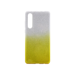 Huawei P30 - Gumiran ovitek (TPUB) - rumena