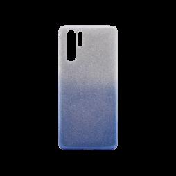 Huawei P30 Pro - Gumiran ovitek (TPUB) - modra