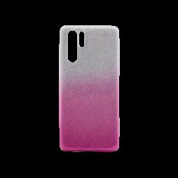 Huawei P30 Pro - Gumiran ovitek (TPUB) - roza